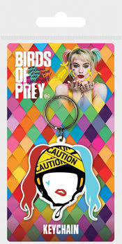 Birds Of Prey: And the Fantabulous Emancipation Of One Harley Quinn - Harley Quinn Caution Avaimenperä