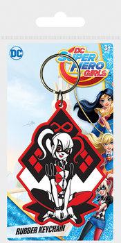 DC Super Hero Girls - Harley Quinn Avaimenperä
