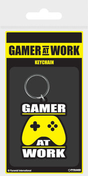 Gamer At Work - Joypad Avaimenperä