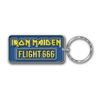 Iron Maiden - Flight 666 Avaimenperä