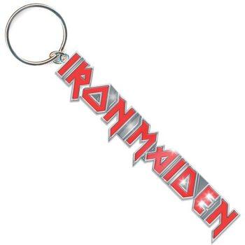Iron Maiden - Logo Avaimenperä