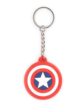 Marvel Comics - Captain America Shield Avaimenperä