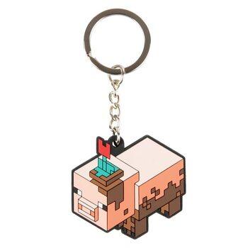 Avaimenperä Minecraft - Earth Muddy Pig