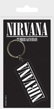 Nirvana - Logo Avaimenperä