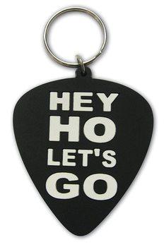 Ramones - Hey Ho, Let's Go (Plectrum) Avaimenperä