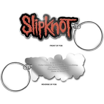 Slipknot - Logo Avaimenperä