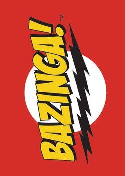 The Big Bang Theory - Bazinga Avaimenperä