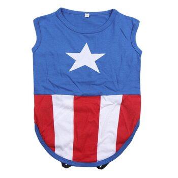 Koiran vaatteet Avengers - Captain America