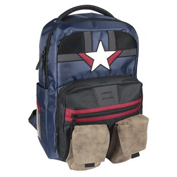 Backpack Avengers - Captain America