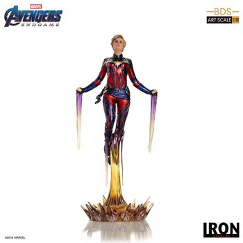 Figura Avengers: Endgame - Captain Marvel (2012)
