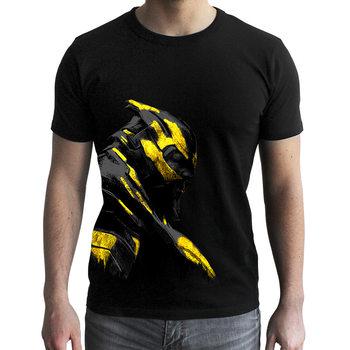 T-shirts Avengers: Endgame - Gold Thanos