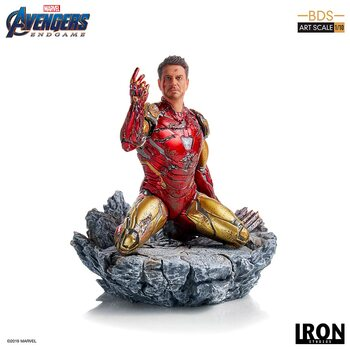 Figura Avengers: Endgame - I am Iron Man