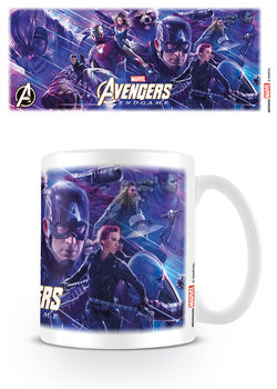 Caneca Avengers: Endgame - The Ultimate Battle