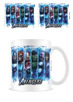 Caneca Avengers Gamerverse - Heroes