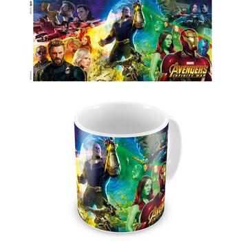 Caneca Avengers: Infinity War