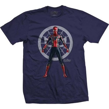 T-paita Avengers - Infinity War Spider Man Character