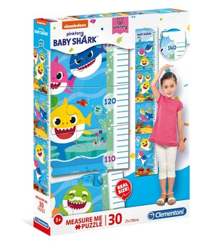 Puzzle Baby Shark - Measure Me