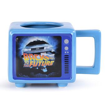 Mug Back to the Future - Logo