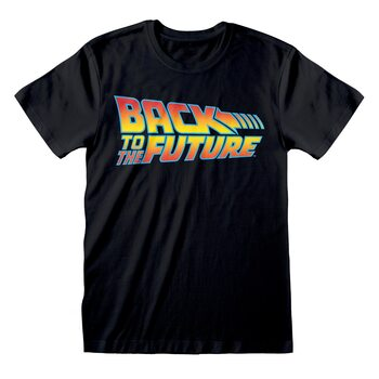 T-shirt Back To The Future - Logo