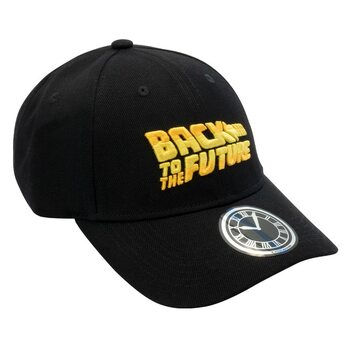 Cap Back to the Future - Logo