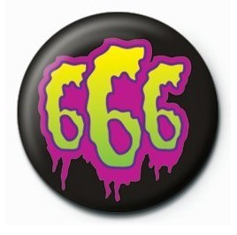 666 SLIME Badge