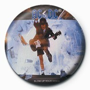 AC/DC - BLOW UP Badge