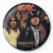 AC/DC - HIGHWAY Badge