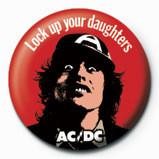 AC/DC - lock up Badge