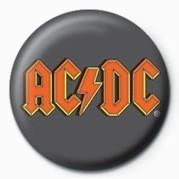 AC/DC - LOGO Badge