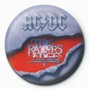 AC/DC - RAZORS EDGE Badge