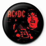 AC/DC - Red Angus Badge