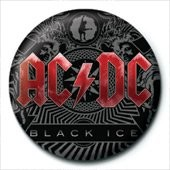 AC/DC - black ice Badge