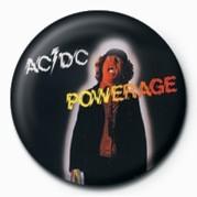 AC/DC - POWERAGE Badge