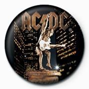 AC/DC - STIFF  UPPER LIP Badge