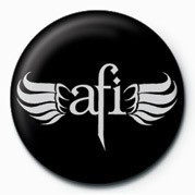 AFI - WINGS LOGO Badge
