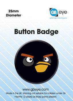 Angry Birds - Black Bird S.O.S Badge