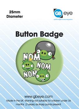Angry Birds - Nom Nom Nom S.O.S Badge