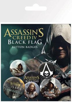 Assassins Creed 4 – black flag Badge Pack