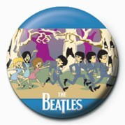 BEATLES (CHASE TOONS) Badges