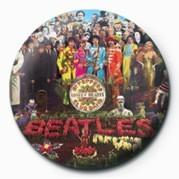 BEATLES (SGT PEPPER) Badge