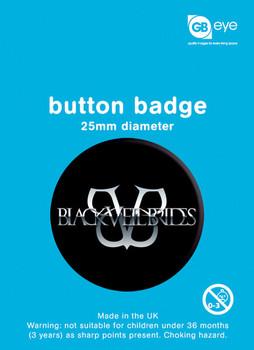 BLACK VEIL BRIDES - logo Badge