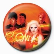 BLONDIE (BAND) Badges
