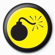 BOMB Badge