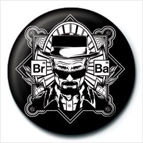 Breaking Bad - Frame Badge