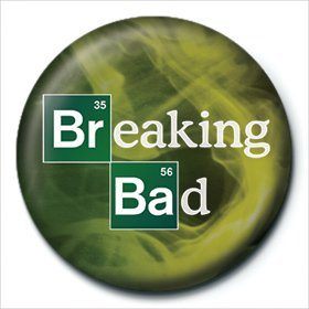 Breaking Bad - Logo Badge