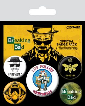 Badges Breaking Bad - Los Pollos Hermanos