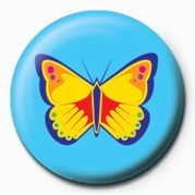 BUTTERFLY Badge