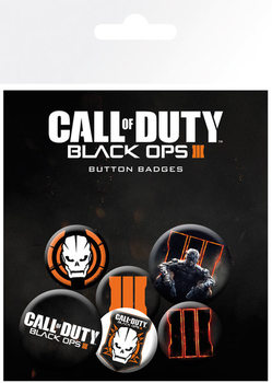 Call Of Duty: Black Ops 3 - mix Badge Pack