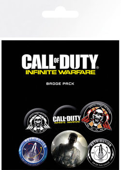 Call Of Duty: Infinite Warfare - Mix Badge Pack