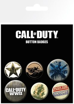 Call Of Duty - mix Badge Pack